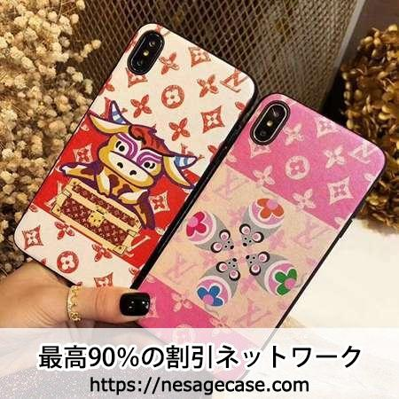 LouisVuitton iPhoneXs Maxケース 十二支