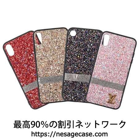 Louis Vuitton iphoneXs/Xケース キラキラ