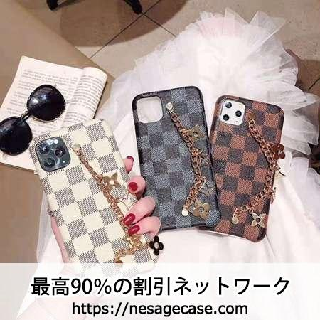 LV iphone11/11 proケース チェーン付き