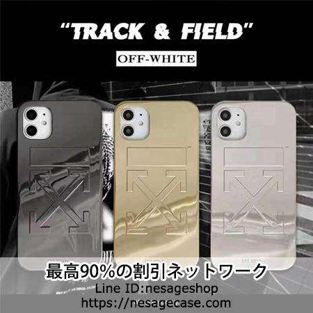 OFF-WHITE IPHONE11 PRO MAXケース 個性的
