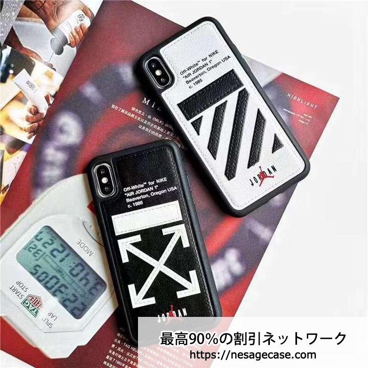 オフホワイト iphone11 プロケース レザー
