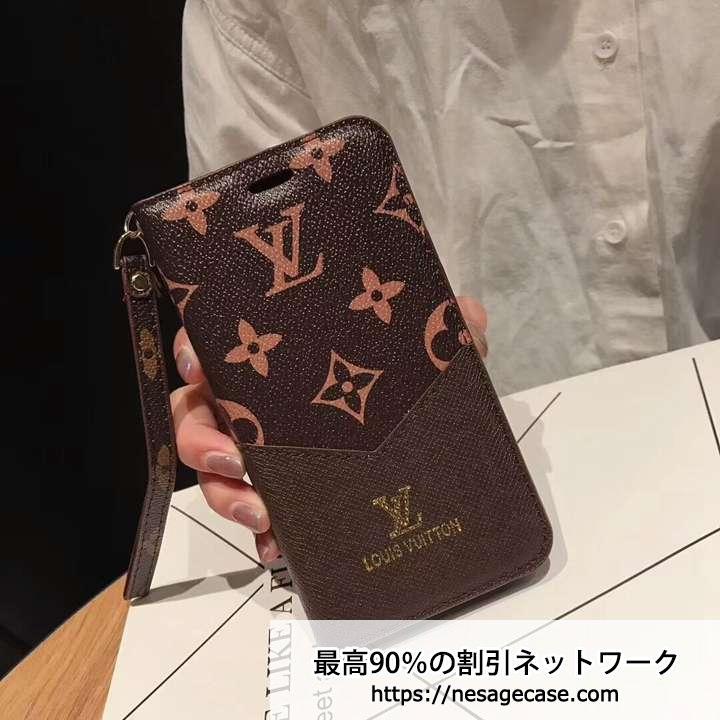 ルイヴィトン iphoneテンエス携帯カバー 手帳式