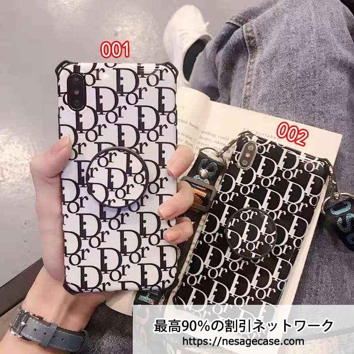 ディオール iphoneXSケース お洒落