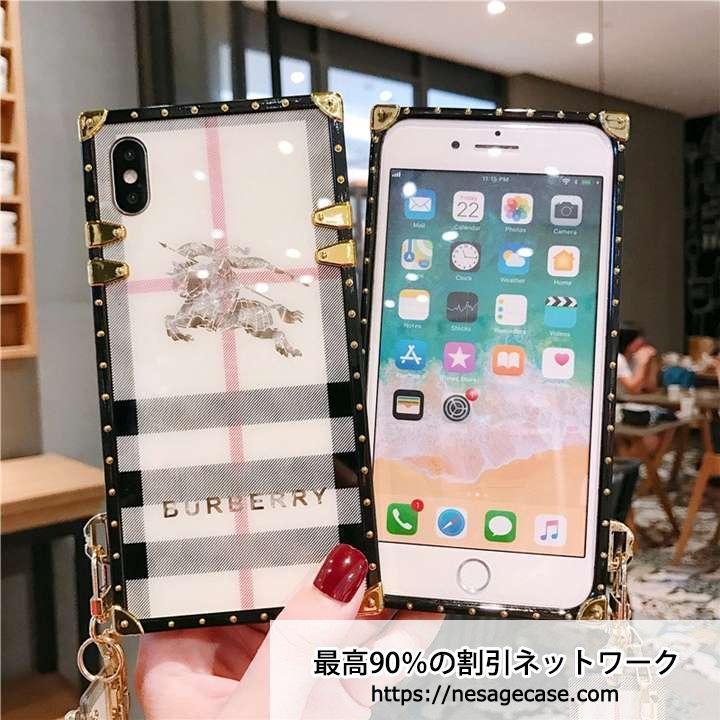 バーバリー iphone11 proケース ファッション
