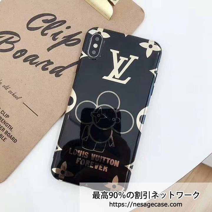 LV iphone11 proカバー 花柄