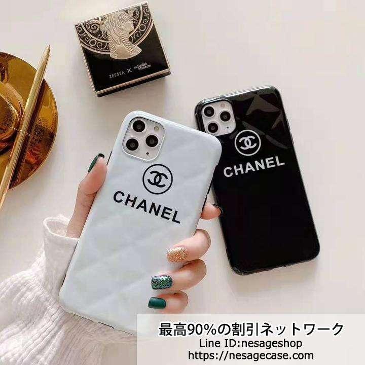 シャネル iphone11proケース セレブ風